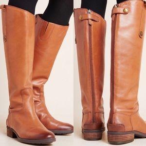 Sam Edelman Penny Tall Back Zip Riding Boots